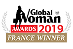 Global Woman Award 2019 France Winner