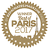 Winner Best of Paris 2017 Association